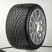 High Performance on Roads with Dunlop Tyres