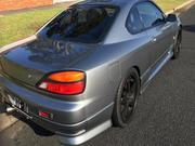 2002 Nissan 200sx 2002 Nissan 200SX Spec S S15 Manual