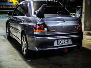 mitsubishi lancer 2004 Mitsubishi Lancer Evolution VIII MR CZ Manual