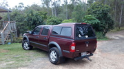 Holden Rodeo LX 2006 dual cab