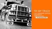 Fix My Truck - 24/7 Roadside Assistance