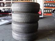 Set of 4 Bridgestone Dueler only at $360