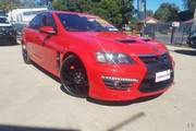 2011 HOLDEN SPECIAL VEHICLES GTS AUTO