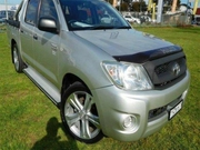 2009 TOYOTA hilux 2009 Toyota Hilux Workmate Auto MY10
