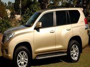 TOYOTA LAND CRUISER 2010 Toyota Landcruiser Prado Kakadu Auto 4x4