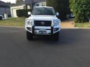 TOYOTA LAND CRUISER 2010 Toyota Landcruiser GXL Auto 4x4 MY10