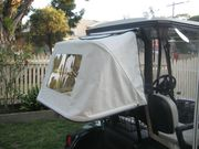 Leading Source For Golf Cart Bag Cover and Enclosure