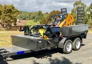 High Quality Excavator Trailer in Melbourne