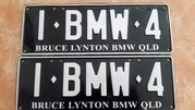 BMW Personalised Number Plates