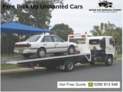 Free Pick Up Unwanted Cars | Scrap Car Removal Sydney