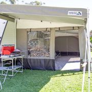 Caravan Awning Extension for Sale - Xtend Outdoors