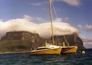 Crowther 10m cruising Catamaran