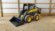 NEW HOLLAND LS180 WHEELED SKID STEER