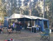 MDC Soft Floor Deluxe camper trailer