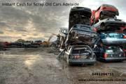 Instant Cash for Scrap Old Cars Adelaide