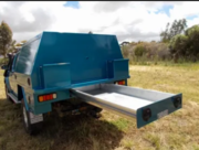 Looking for metal canopies for utes? You're at the right place