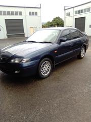 MAZDA 626 RWC $4800 ONO